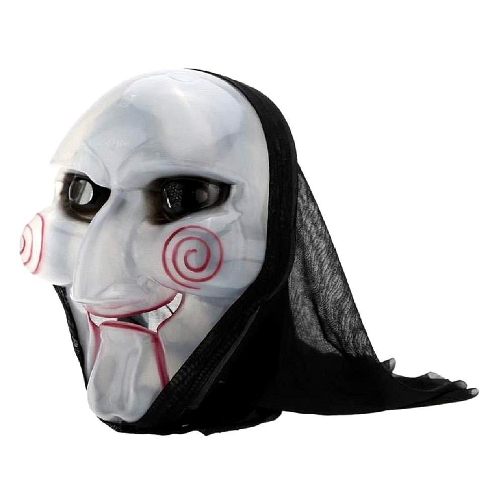 KIRALOVE Saw The Riddler Mask for Costume - Killer - Mujer ...