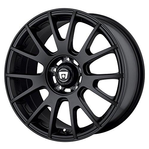 Motegi Racing MR118 Matte Black Wheel (18x8/5x120mm, +32mm offset) by Motegi (Scion Alloy Wheels)