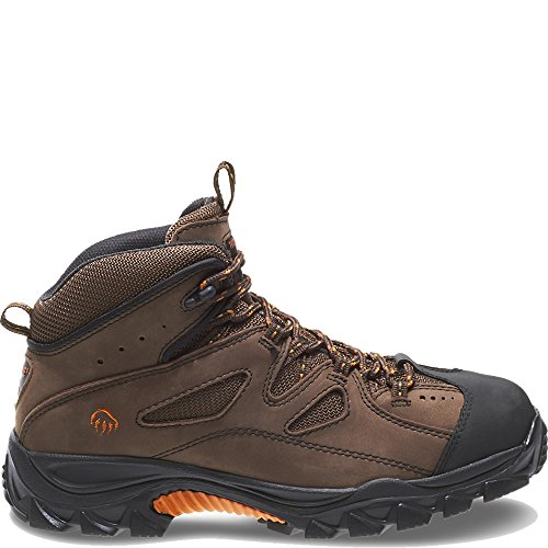 Wolverine Men's W02194 Hudson Boot, Brown/Black, 13 M US ()