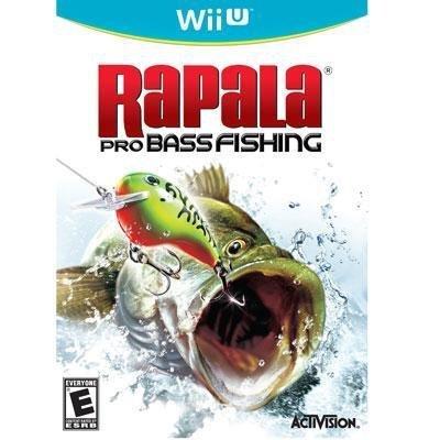 (Rapala Pro Bass Fishing Wii U)