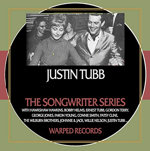 The Songwriter Series - Justin Tubb