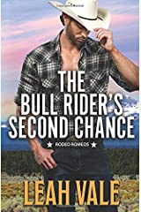 The Bull Rider's Second Chance (Rodeo Romeos) Paperback