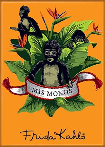 Ata-Boy Frida Kahlo Mis Monos 2.5