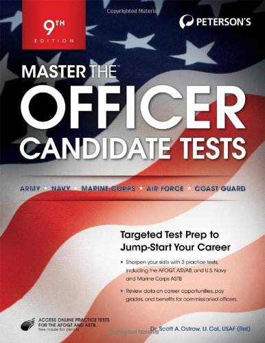 Master the Officer Candidate Tests