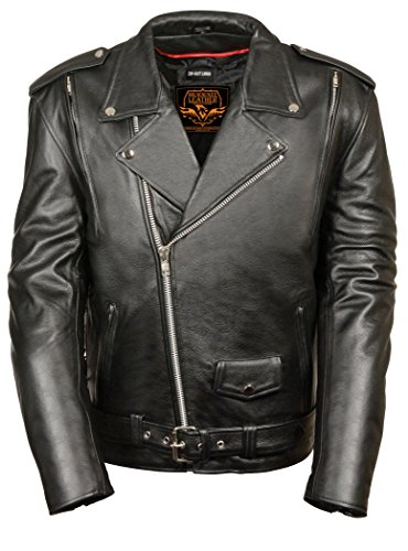 Mc Jacket Leather - 4