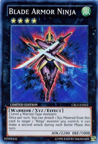yugioh blade armor ninja - 3