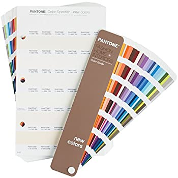 PANTONE FHIP320 Fashion, Home + Interiors Color Specifier + Guide Supplement