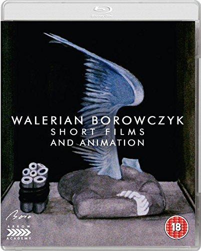 Walerian Borowczyk (Short Films & Animation Collection) ( Le concert de M. et Mme. Kabal (Concert of Mr. & Mrs. Kabal) / L'encyclopedie de grand-maman en [ Blu-Ray, Reg.A/B/C Import - United Kingdom ] by