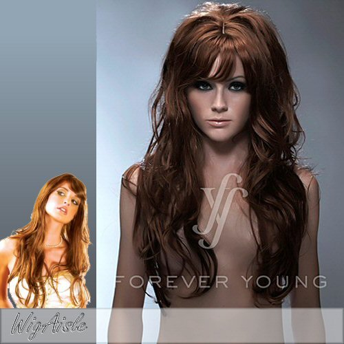 SUGAR RUSH (Forever Young) - Synthetic Full Wig in 130 (Caucasian Wigs)