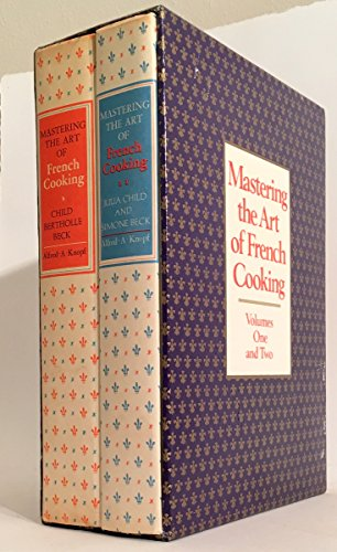 (Mastering the Art of French Cooking (two-volume set))