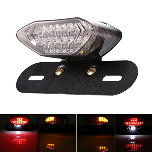 Led Tail Light Wiring Colours - 1