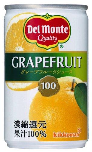Del Monte grapefruit juice 160gX30 this by Del Monte