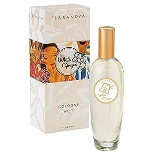 beauty care shower_Amazon.com : Terranova White Ginger Perfume, Body Lotion and Shower Gel Gift Set ...