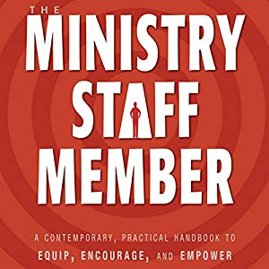 The Ministry Staff Member Audiobook