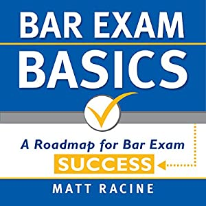Bar Exam Basics Audiobook