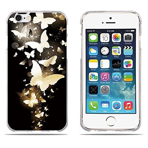 Funda Carcasa para iPhone 6/6s, Carcasa de Silicona Transparente TPU, FUBAODA, Dibujo con Estilo[Beber Gato] Carcasa Protectora de Goma de Altisima Calidad para iPhone 6/6s pic:13