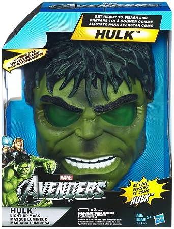 Avengers Hasbro Gaming A2176 Maschera Hulk