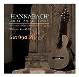 Hannabach 890 MTW 1/8 Children Guitar Set (G3 wound) Scale 44-48cm