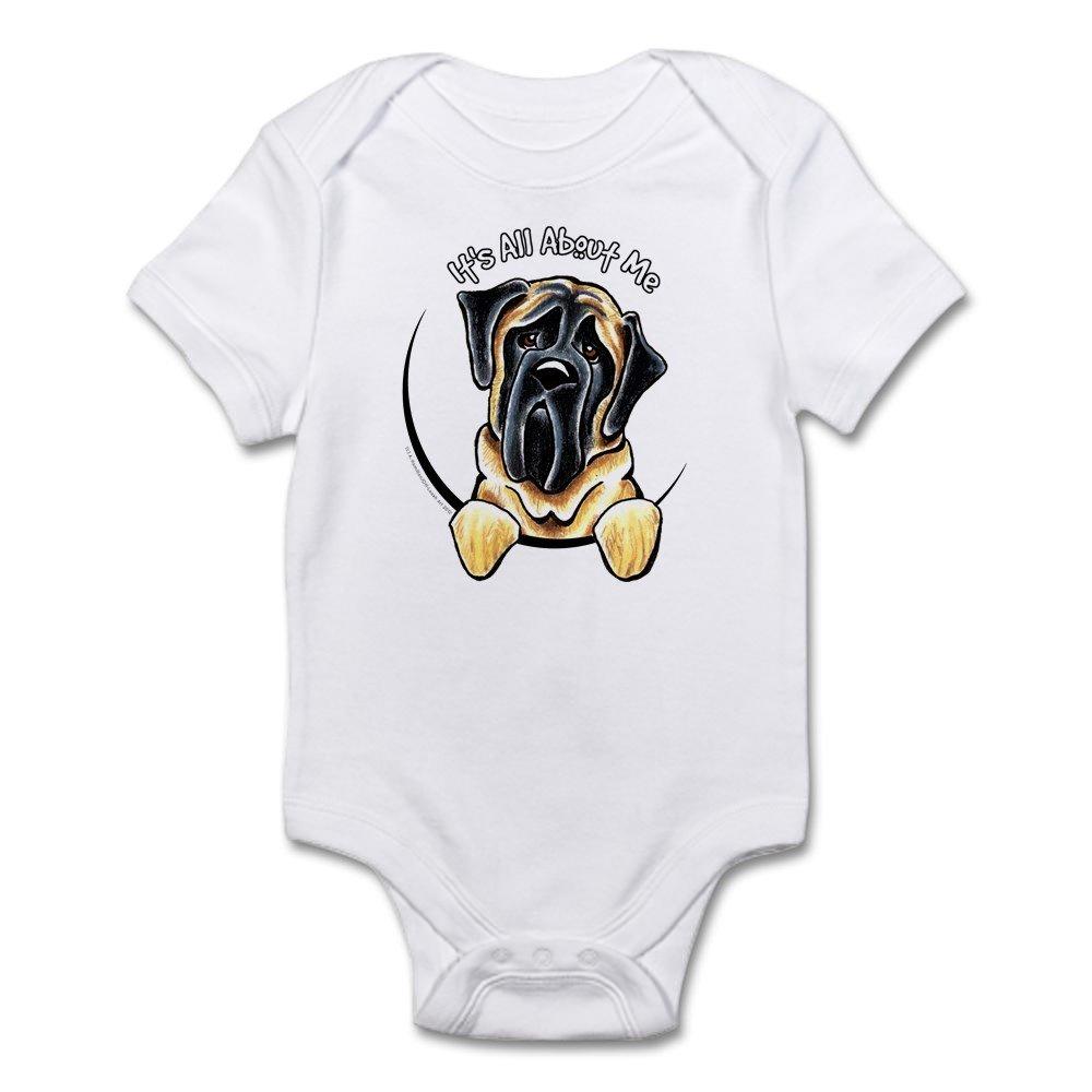 Bull Mastiff IAAM Infant Bodysuit Cute Infant Bodysuit Baby Romper CafePress