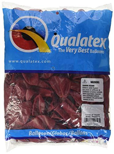 (Qualatex Latex Balloons 99327-Q Jewel Magenta, 9