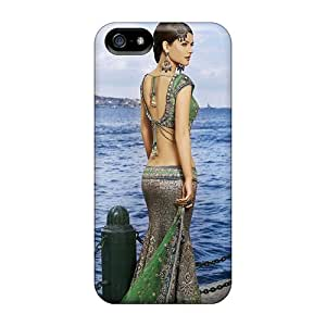 For JackieAchar Iphone Protective Case, High Quality For Iphone 5/5s Beautiful Sharee Skin Case Cover