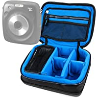 Protective EVA Action Camera Case (in Blue) - Compatible with the Fujifilm Instax Square SQ10 - by DURAGADGET