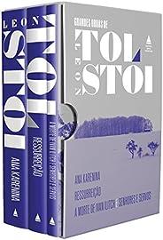 Grandes Obras de Tolstói - Caixa