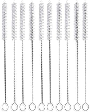 Straw Brush Cleaner 10 ihch 5 inch product image