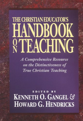 Christian Educator's Handbk.On Teaching