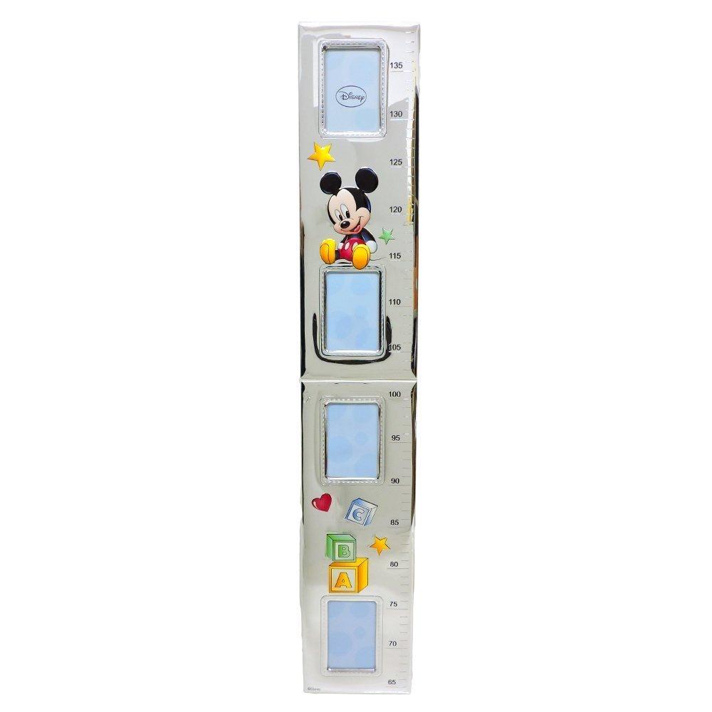 Disney Minnie Metro per Bambini da Parete per Decorazioni Cameretta con Cornici Porta Foto in Argento