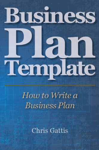 Amazon Business Plan Template How To Write A Business Plan