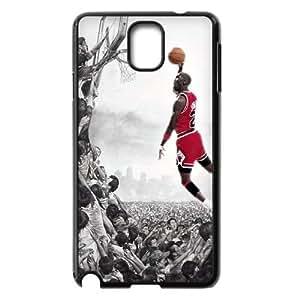 Hjqi - Custom Michael Jordan Phone Case, Michael Jordan DIY Case for Samsung Galaxy Note 3 N9000