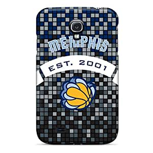 Fashion Ngy1817WLZD Case Cover For Galaxy S4(memphis Grizzlies)