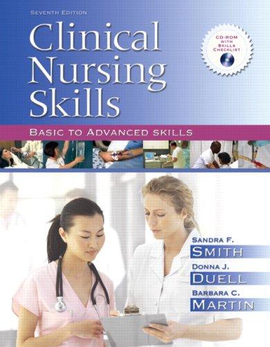 Clinical Nursing Skills: Basic to Advanced Skills Value Package (includes MyNursingLab/Skills Student Access) (7th Editi