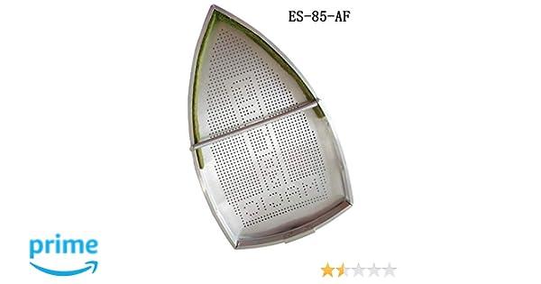 Teflon Ironing Shoe for SilverStar ES-85AF,ES90 Electric Steam Iron Part # ES-85