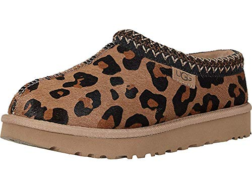 UGG Women's Tasman Leopard Slipper, Amphora, 8 M US for sale  Delivered anywhere in USA