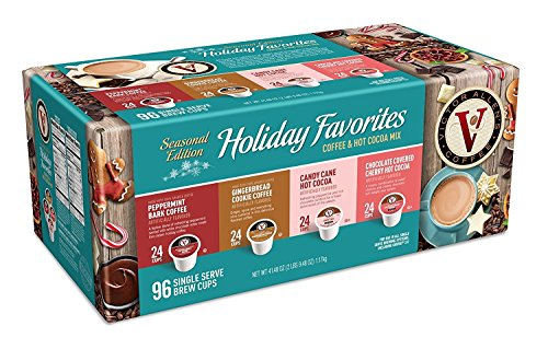 Victor Allen Holiday Favorites Compatible product image