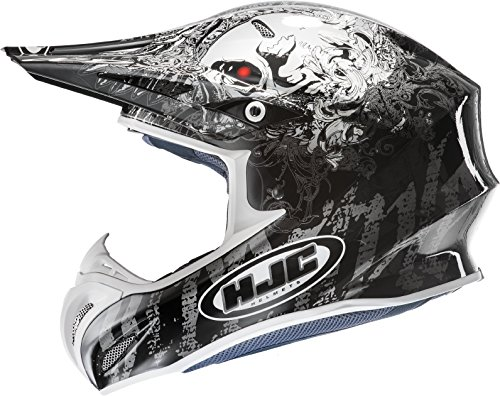 Amazon.es: HJC - 14220507/162 : HJC - 14220507/162 : Casco Enduro Offroad Motocross RPHA X SEEZE MC5 Color SEEZE-5 Talla S