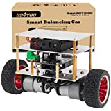 OSOYOO RC Two Wheel Self Balancing Robot Car Kit with UNO R3 Board DIY Educational Programmable Starter Kit for Arduino, Bluetooth Remote Control by Android Smart Phone