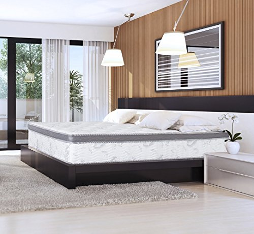 Olee Sleep Innerspring Mattress 12SM01Q product image