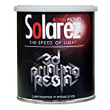Solarez UV Cure 3-D Printing Resin - Medium Viscosity (Quart)
