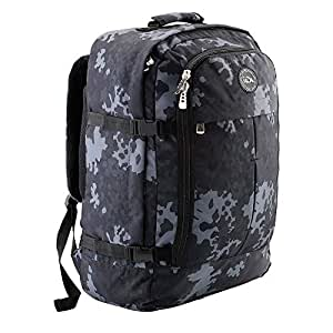 Cabin Max Carry On Travel Backpack Flight Approved 44L 56x36x23cm (Camo)