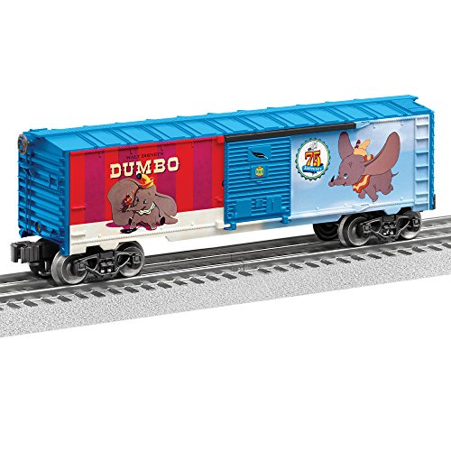 Lionel Disney's Dumbo 75th Anniversary Boxcar
