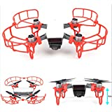 Hobby Signal Propeller Guards & Landing Gear Stabilizers Propeller Bumpers Protection Combo for DJI SPARK