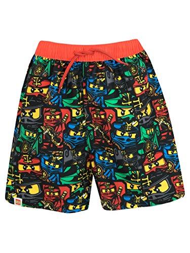 LEGO Ninjago Boys Ninjago Swim Shorts 7 -