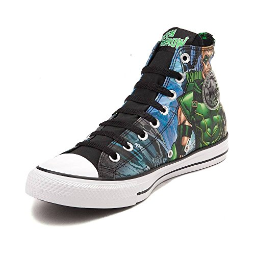 Sneakers All DC Converse Arrow Chuck Taylor Comics Green Star p1TqYvT