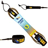 SBS 9ft Surf Leash for Longboard & Paddleboard