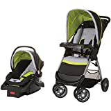 Safety 1st Amble Quad Travel System with Onboard 22...