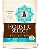 Holistic Select Natural Dry Puppy Food, Anchovy & Sardine, 6-Pound Bag