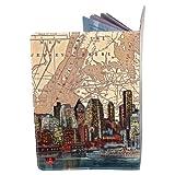New York City Skyline (NYC) Passport Holder